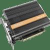 4K対応、3~4画面対応のファンレスor静音グラフィックボード