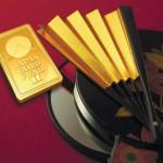 アストマックス ジャパン・ゴールドファンドII(ベア2倍型)が1位 | ブル・ベア型投資信託ランキング  (2017年03月22日)
